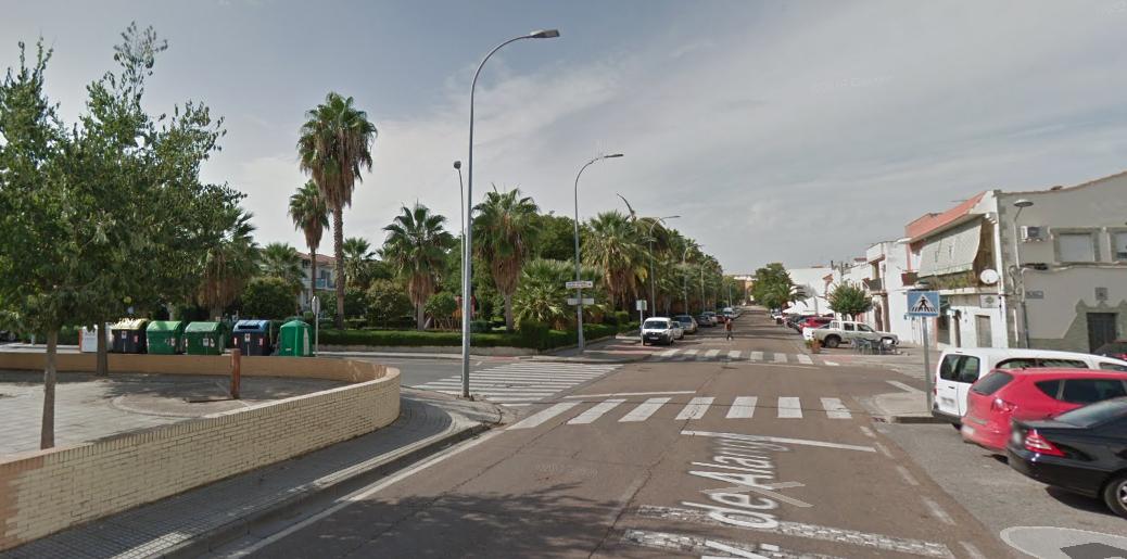 Mérida destina más de 110.000 euros a la mejora de varios espacios verdes de tres barriadas de la ciudad