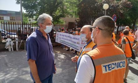 CSIF exige a Tenorio el pago de las cantidades adeudadas a la plantilla a pesar de la rescisión del contrato