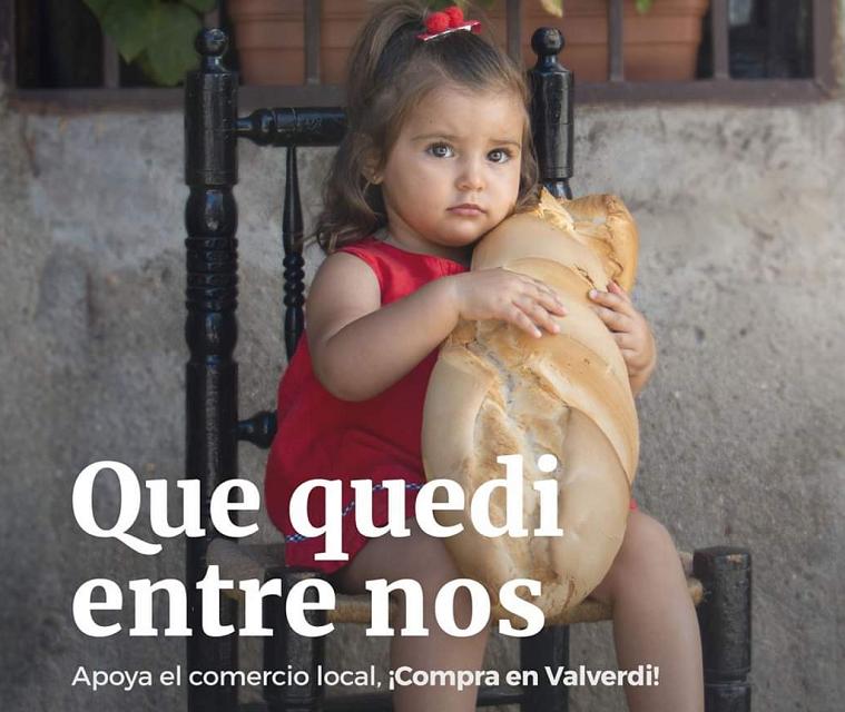 Valverde del Fresno pone en marcha una campaña para fomentar el consumo local