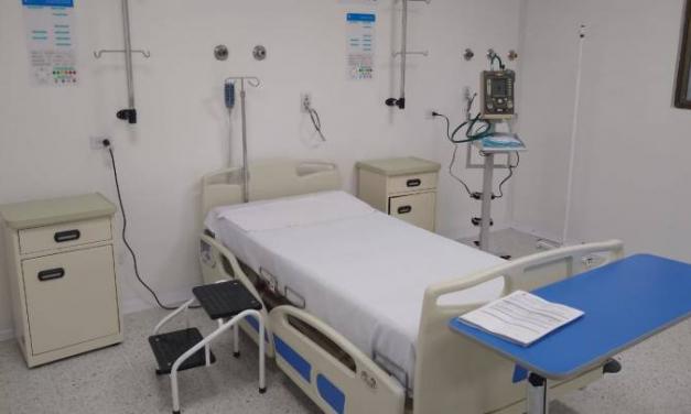 Cáceres tiene más de un centenar de pacientes ingresados por Covid, 15 de ellos en UCI