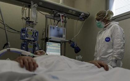 Fallece por coronavirus un varón de 41 años de Don Benito