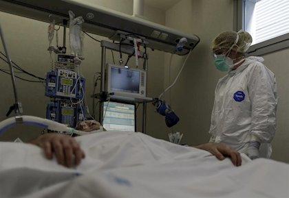 Sin camas libres en la UCI del Hospital Virgen del Puerto de Plasencia