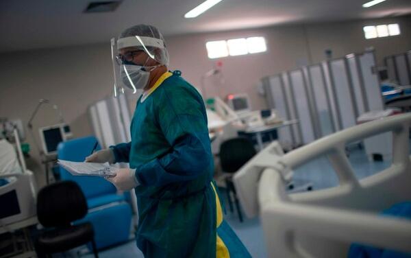 Extremadura tiene ocho brotes de Covid activos, diez pacientes hospitalizados y uno en la UCI