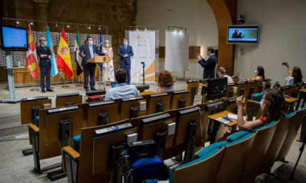 Extremadura se une a Galicia, Castilla y León y Andalucía para impulsar el Camino de Santiago a través de la Vía de la Plata