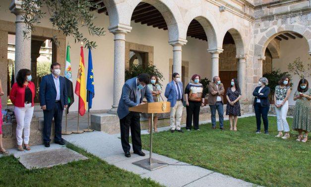 Junta y agentes sociales impulsan un acuerdo para el desarrollo de actuaciones que frenen la crisis económica