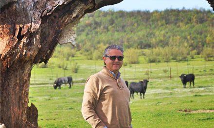 El empresario taurino Alberto Manuel lamenta que la Covid haya acabado con la temporada taurina