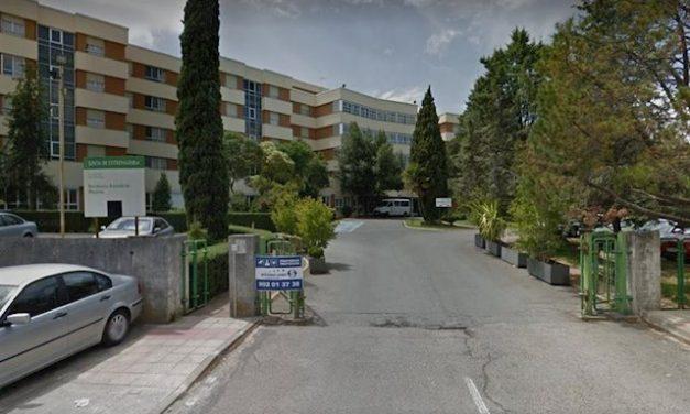 Suspendidas las visitas a la residencia asistida de Cáceres por un caso positivo de coronavirus