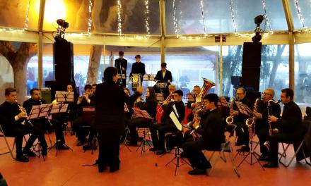 La banda de música de Mérida actuará en los centros de mayores y multiplicará sus conciertos en las barriadas