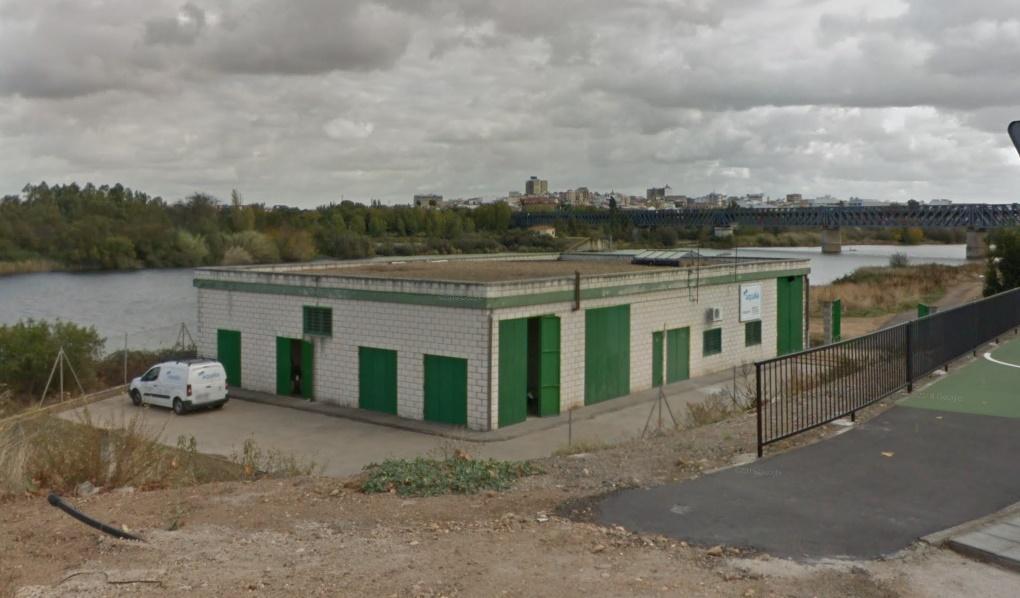 Mérida invertirá 168.000 euros en la modernización de la estación de bombeo de aguas residuales