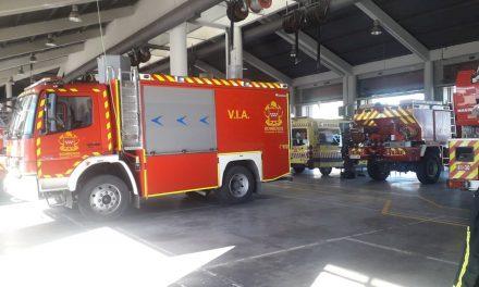 Ascienden a 13 los bomberos de Badajoz en cuarentena que dan negativo en dos pruebas PCR