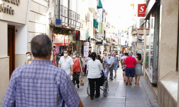El alcalde de Mérida pide a la Junta que no amplíe horarios comerciales para favorecer al pequeño y mediano comercio