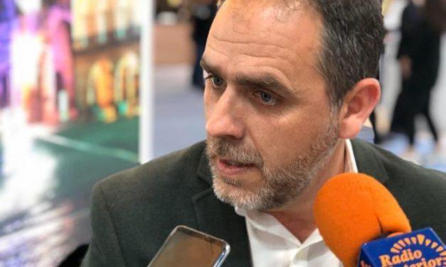 """César Herrero: """"vivimos el incremento de contagios con gran preocupación"""""""
