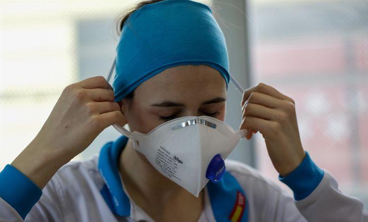 Extremadura tiene 168 casos activos de Covid, 670 contactos en seguimiento y doce personas ingresadas en hospitales
