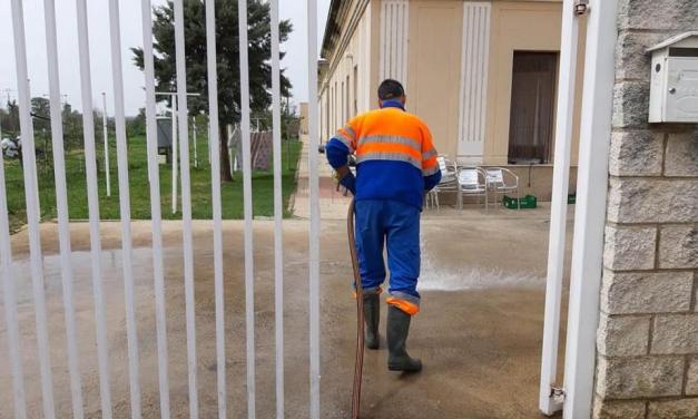 El PP de Moraleja anima al ayuntamiento a desinfectar diariamente las zonas más concurridas ante los rebrotes de Covid-19