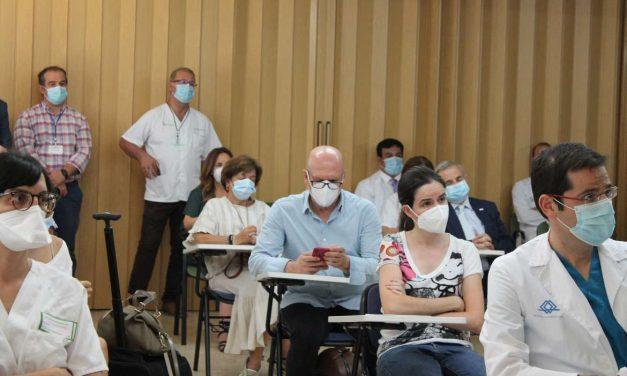 La crisis económica no frena la construcción del nuevo hospital del Don Benito-Villanueva