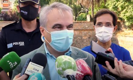 El alcalde pide a la Junta que saque a licitación el proyecto de la ronda sur de Badajoz