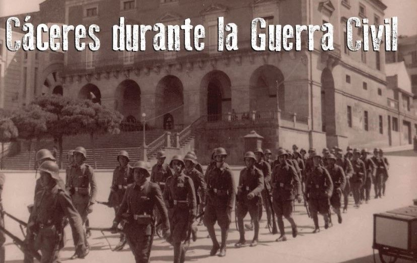 Organizan visitas en Cáceres para conocer lugares que protagonizaron hechos en la Guerra Civil