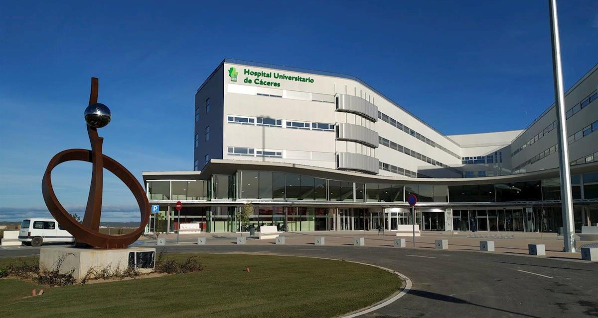 El PP pide a la Junta que oriente la política de fondos europeos para construir la segunda fase del hospital de Cáceres