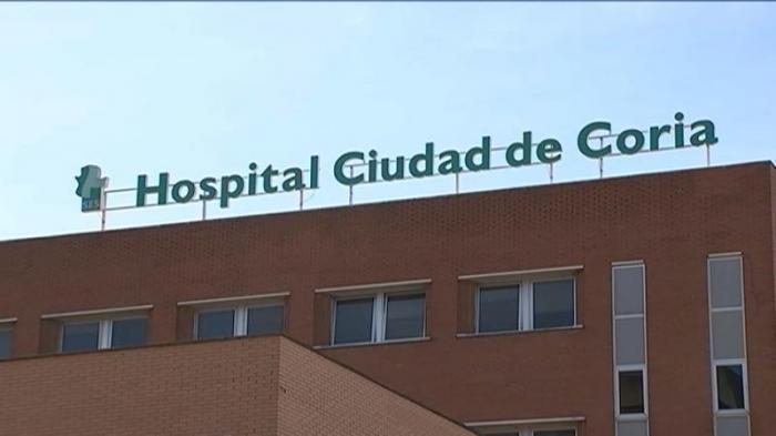Coria suma cinco pacientes positivos por Covid y el hospital tiene dos ingresados