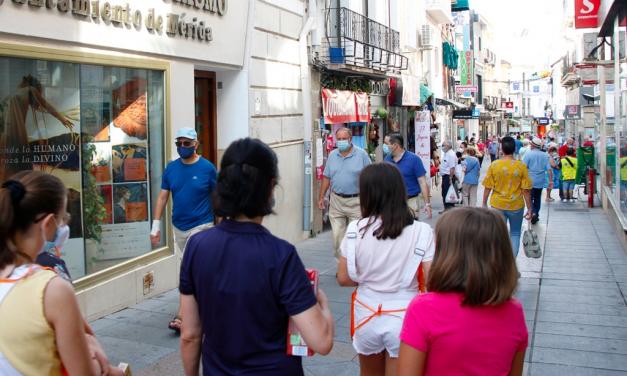 Más de 200 empresas solicitan las ayudas al comercio local que concede el Ayuntamiento de Mérida