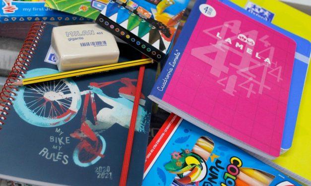 El Ayuntamiento de Mérida dará una ayuda de 70 euros para la compra de material escolar a alumnos con baja renta