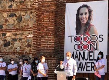 Monesterio recuerda a Manuela Chavero en el cuarto aniversario de su desaparición