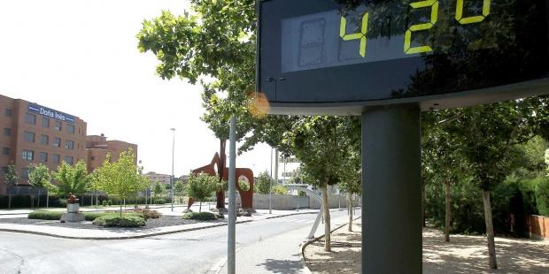 El 112 activa la alerta naranja este miércoles por temperaturas que podrían alcanzar los 40 grados
