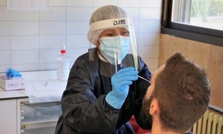 El área de Badajoz registra 47 de los 148 contagios en Extremadura
