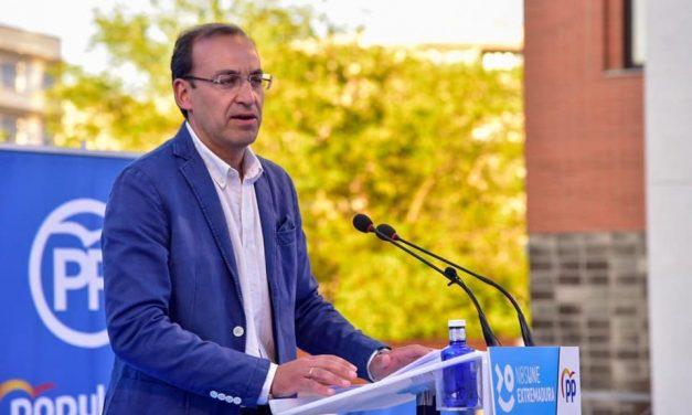 El PP denuncia el incumplimiento de Salaya en el pago de las ayudas a pymes y autónomos cacereños