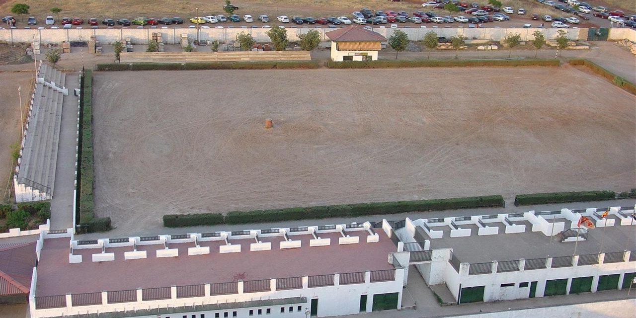 Un grupo de empresarios cacereños plantea utilizar el recinto hípico para instalar terrazas al aire libre
