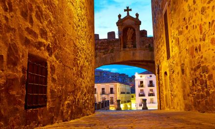 Cáceres, donde respiran las piedras / Cáceres, where the stones breathe