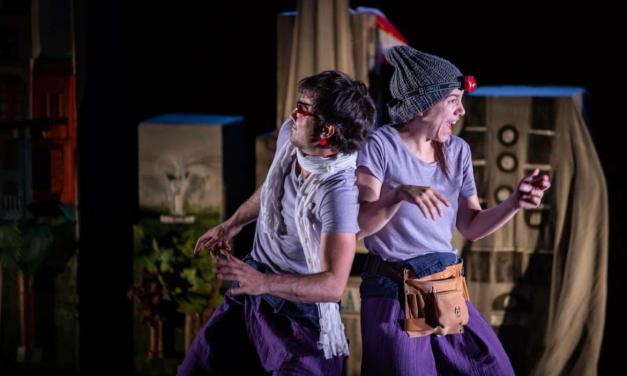 El Templo de Diana de Mérida ofrece este fin de semana tres actuaciones escénicas y musicales