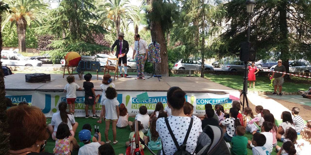 Badajoz cancela las actividades infantiles programadas para niños en los parques