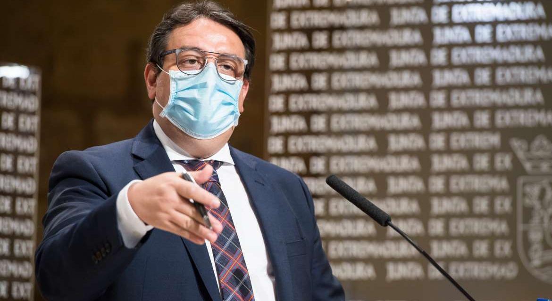 Rastreadores de Salud Pública buscan todos los contactos del brote de Peraleda y se descarta el confinamiento del pueblo