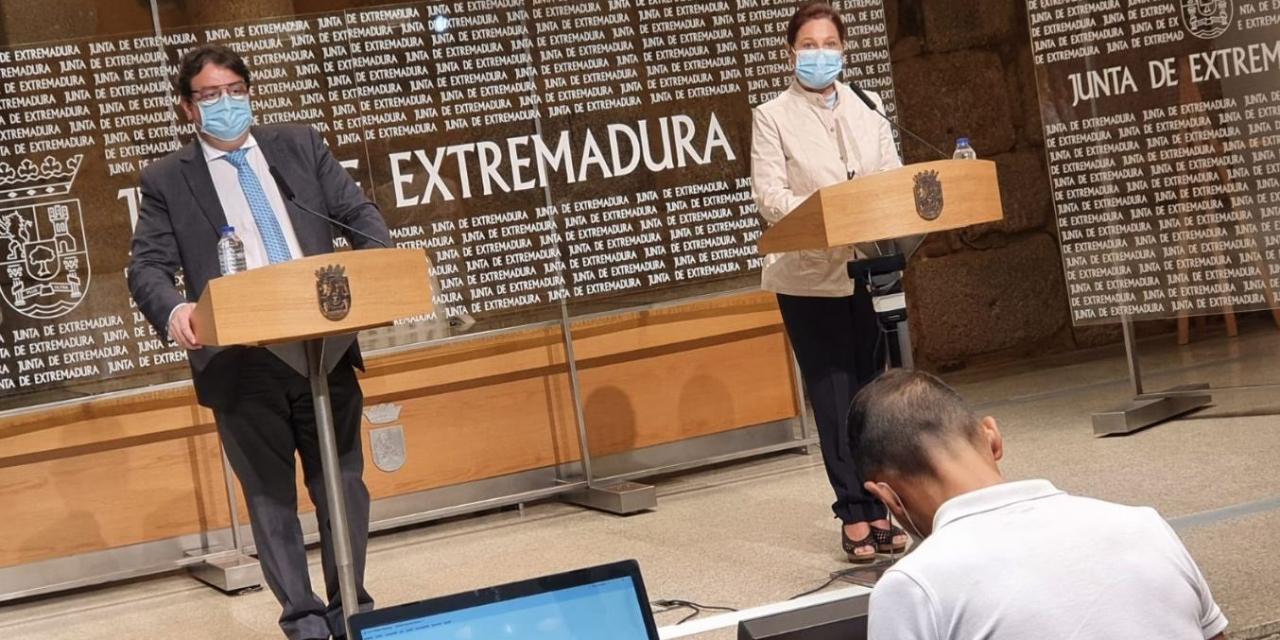 La vulneración de las medidas contra la pandemia en Extremadura contempla sanciones de hasta 600.000 euros