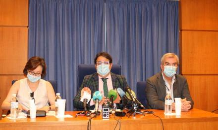 Extremadura acondiciona los hospitales de la ciudad de Badajoz para hacer frente a una posible pandemia