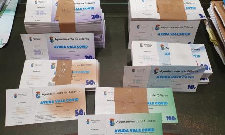 Los vecinos de Cilleros pueden solicitar vales canjeables para paliar los efectos económicos de la Covid-19