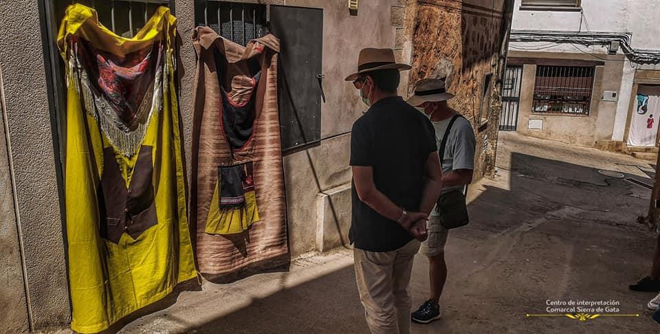 Torre de Don Miguel muestra su historia a través de cortinas