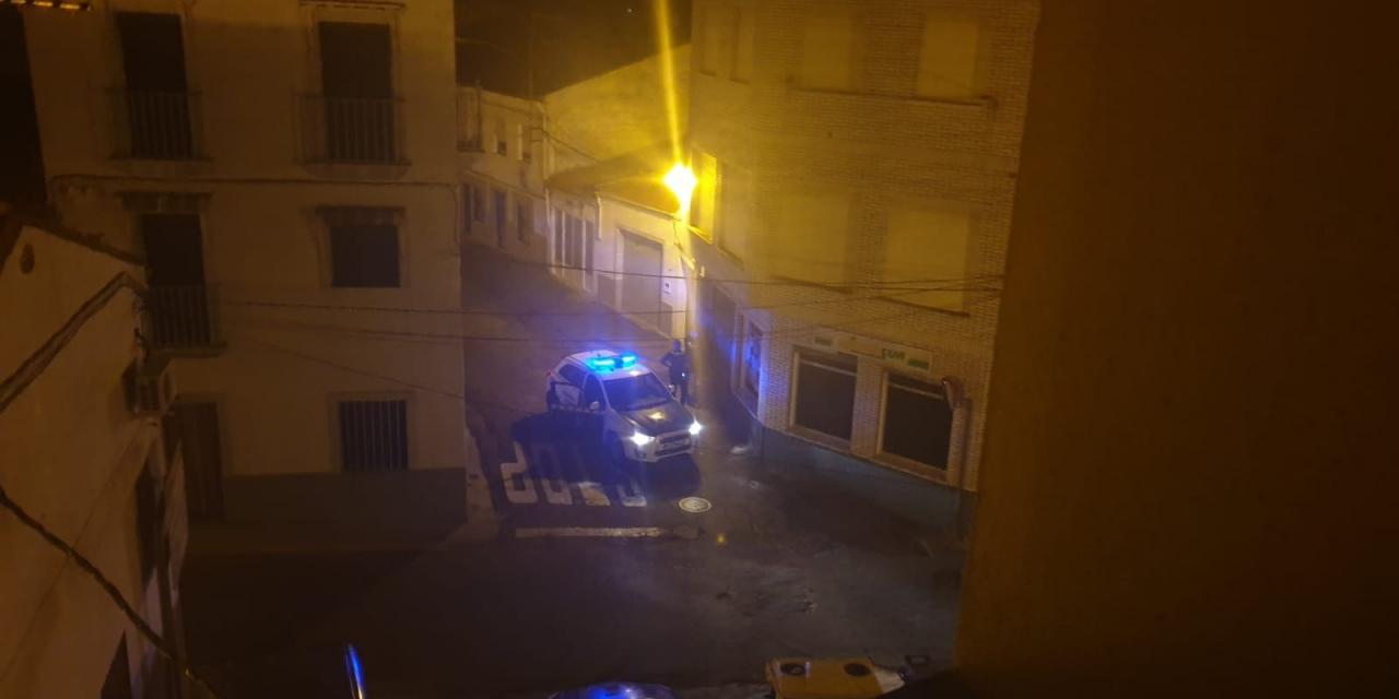 Los vecinos alertan de un intento de robo en Torrejoncillo que acaba con cuatro detenidos