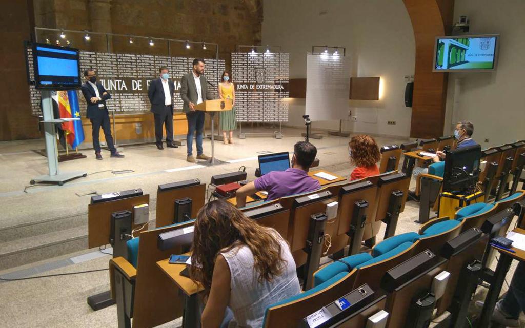El sector turístico de la provincia de Cáceres ya puede pedir ayudas para afrontar la crisis económica