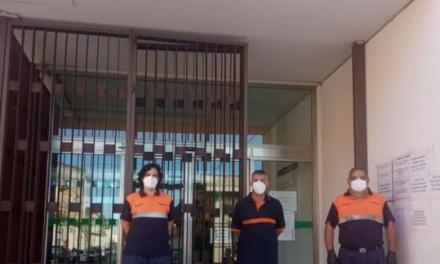Protección Civil de Moraleja realiza 138 servicios y da más de 1.600 horas en sólo seis meses