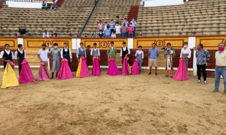 El diestro Antonio Ferrera dona seis novillos a la Escuela Taurina de Badajoz