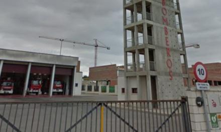 El parque de bomberos de Fregenal también cierra para dar apoyo al de Almendralejo