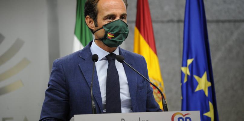 """El PP afirma que la comisión parlamentaria sobre la Covid es necesaria pero """"llega tarde"""""""