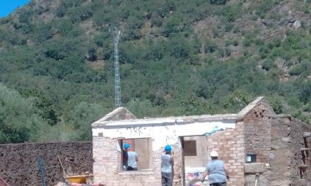 Un programa de inserción laboral rehabilitará instalaciones en desuso en Cilleros