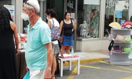 """Los empresarios de Moraleja valoran positivamente la iniciativa """"el comercio sale a la calle"""""""