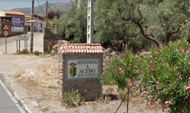 La Diputación de Cáceres destina 18.000 euros para renovar la red de saneamiento de Acebo