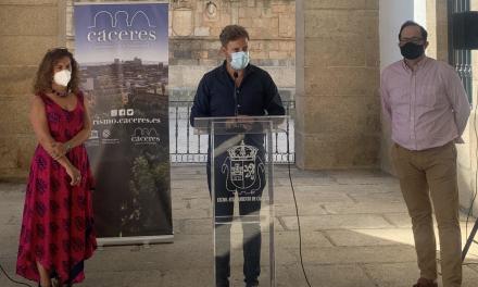 El Ayuntamiento de Cáceres y la Cámara de Comercio formarán al sector turístico frente al Covid