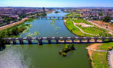La obra pública dinamiza Badajoz con la ejecución de más de una docena de proyectos