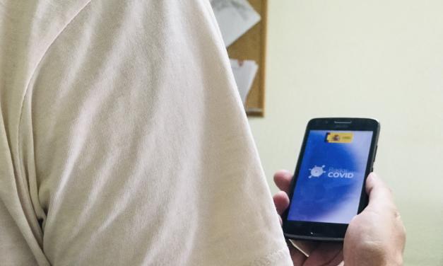 La app de rastreo del coronavirus «Radar Covid» llegará a Extremadura en septiembre